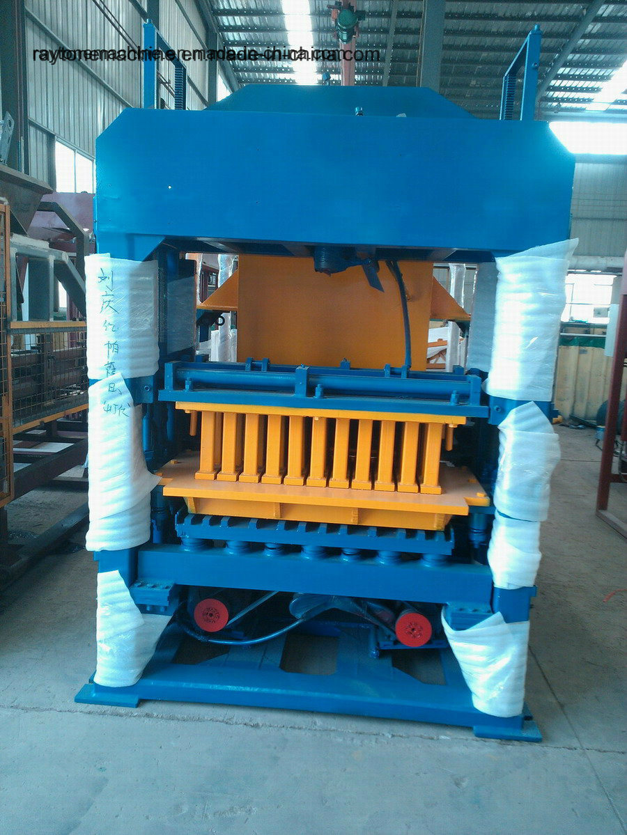 Cost Effectiv Automatic Block Making Machine
