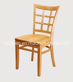 Solid Wood Restaurant Chair (DS-181)