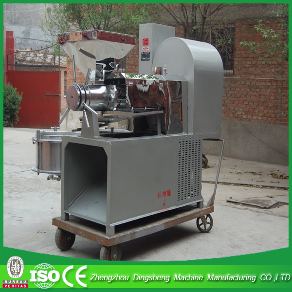 Multi-Function Soybean Oil Extruder Machine, Oil Pressing Machine