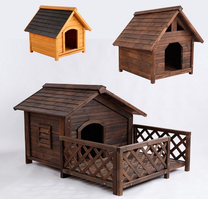 Dog Use Coated Dog Kennel Outdoor Dog Kennel