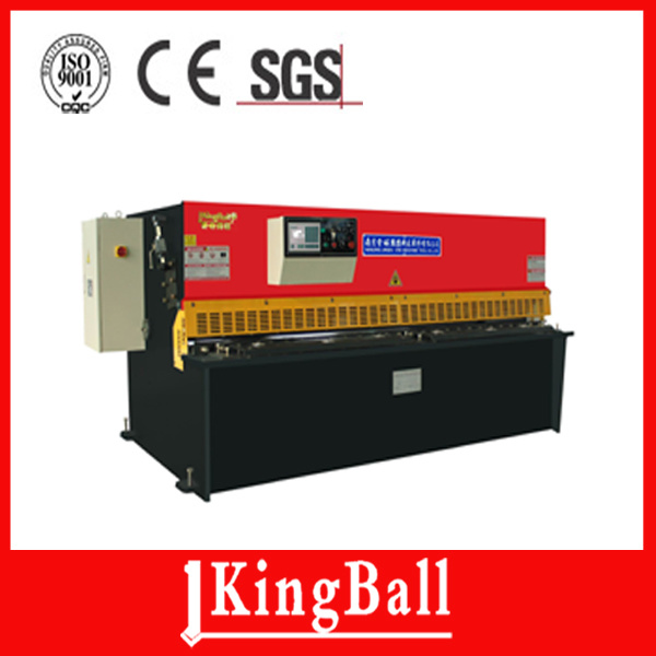 CNC Pendulum Shearing Machine (QC12K) , Folding Machine, Hydraulic