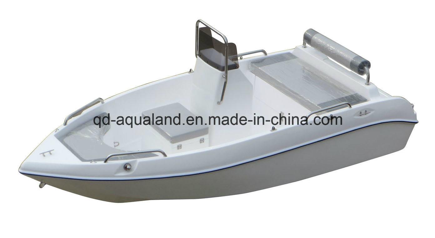 Aqualand 12feet Fiberglass Motor Boat/Sport Fishing Boat (120)