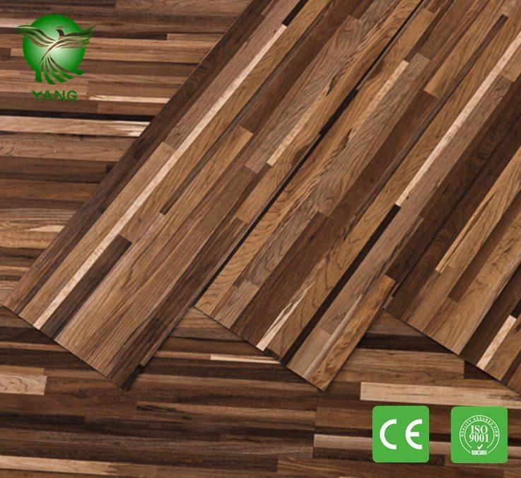 Wholesale Anti-Scrach Laminate Vinyl Hardwood Cheap Plastic Flooring