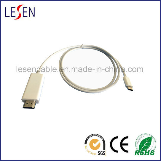 New USB Type C 3.1 Male to HDMI Male Cable