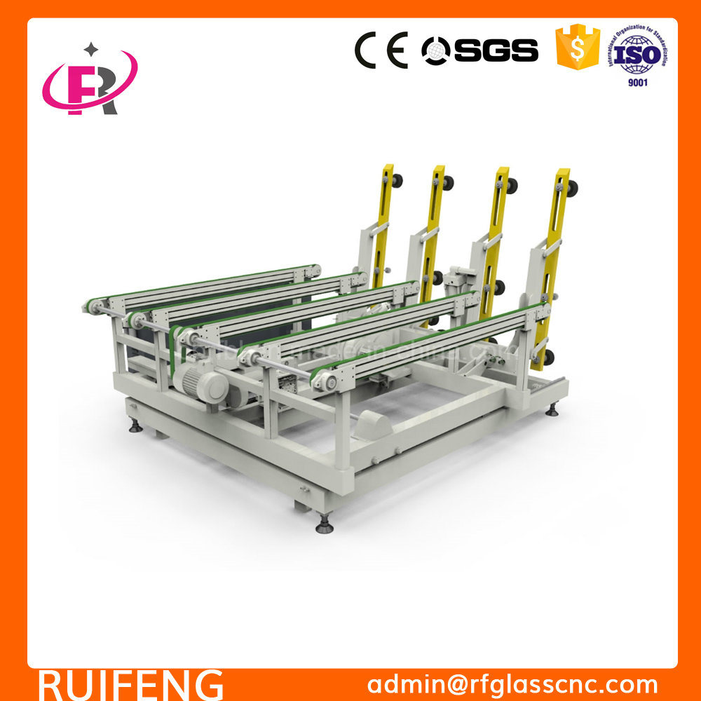 360 Degree Freely Walking Automatic Glass Loading Table (RF3826T)