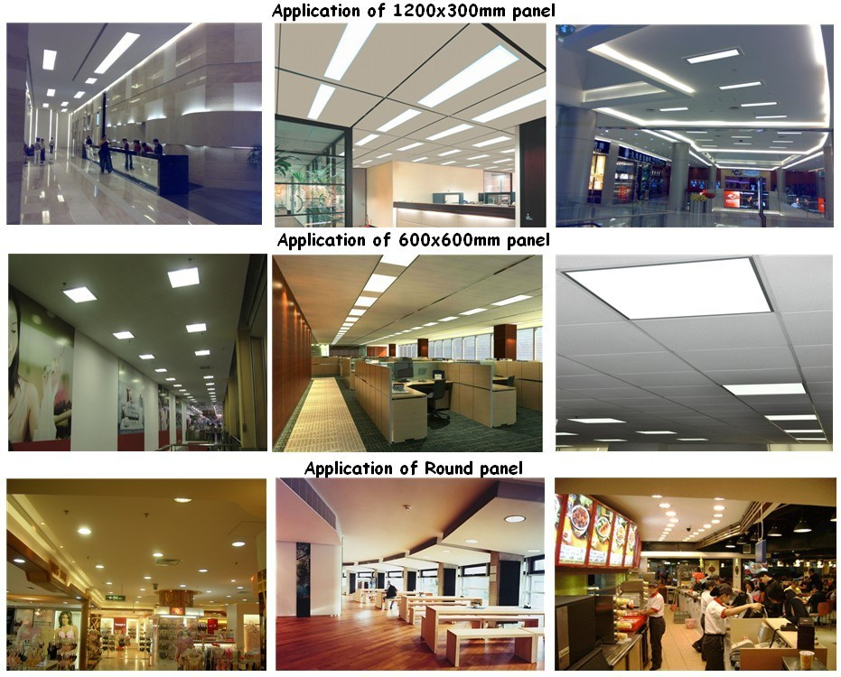 LED Epistar 6060 Panel LED Downlight