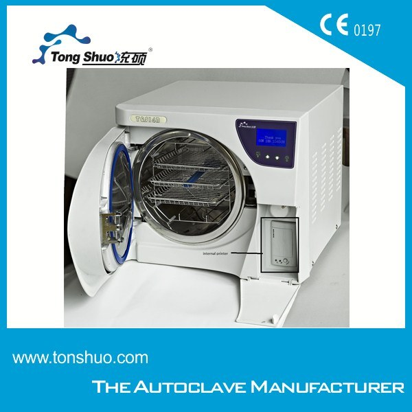 Hospital Equipment 23L Class B Autoclave Sterilization