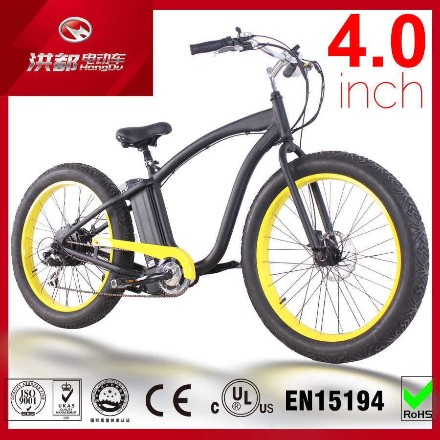 Cruiser Bikes With Fat Tires Inch Wide Fat Tire W