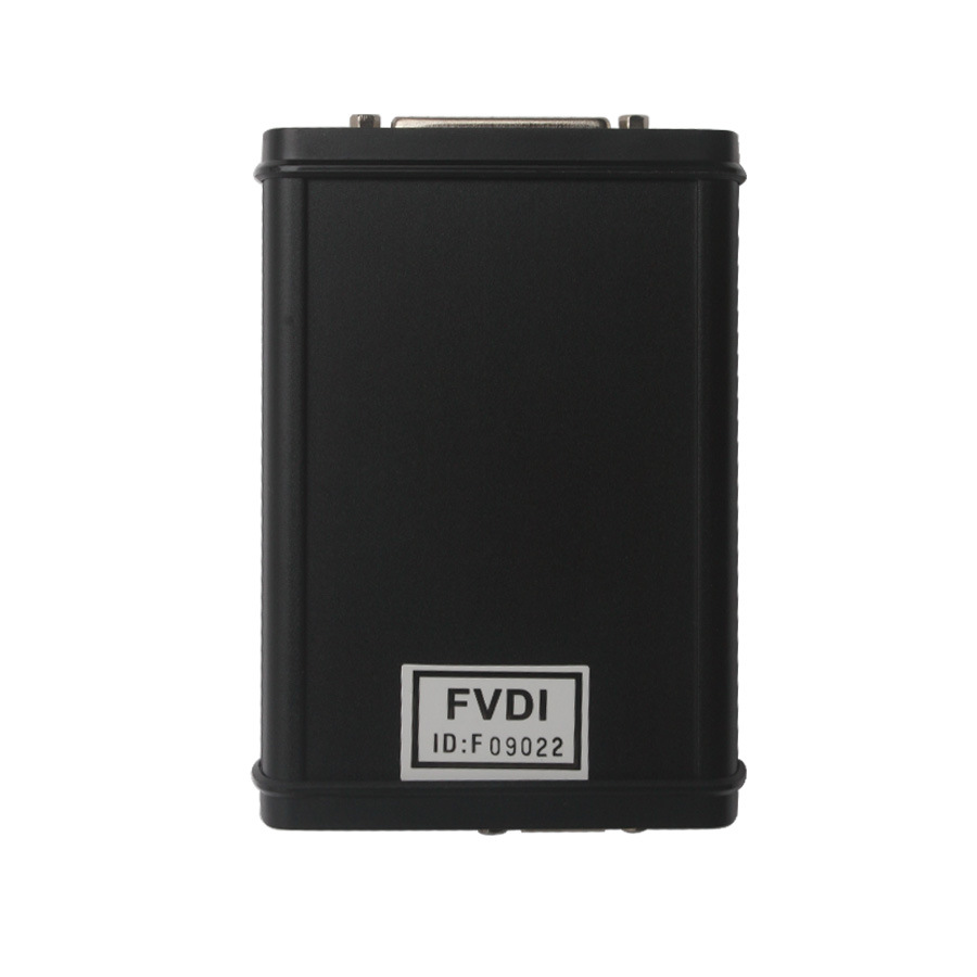 Fvdi Full Version (With 18 Software) Diagnostic Tool+ Key Programming+ Mileage Correction+ECU Programming