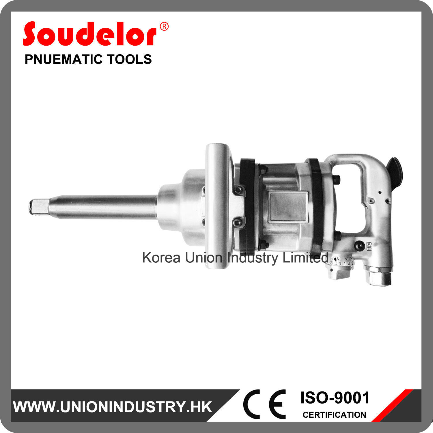 1 Inch High Torque Air Tool/Impact Wrench UI-1204