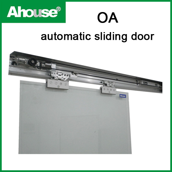 Sliding glass door automatic sliding glass door opener for Automatic sliding door
