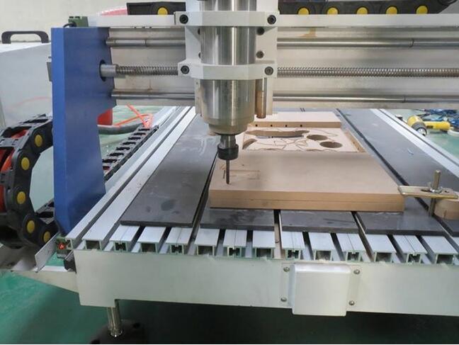 Mini CNC Engraver for Wood Engraving (FX9060D)