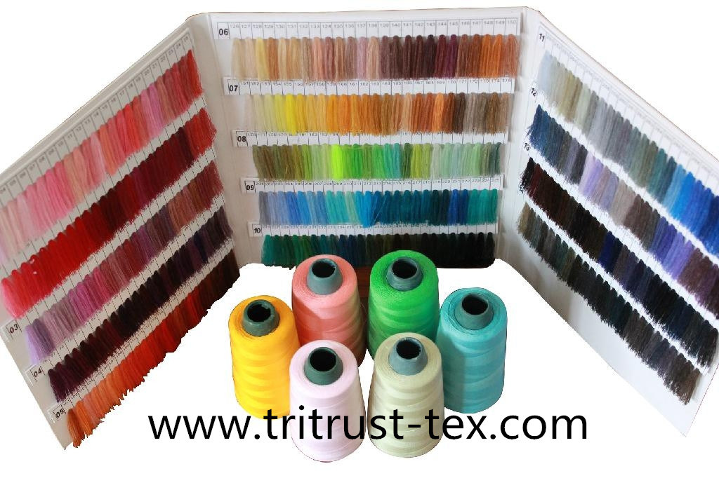 100% Polyester Sewing Thread (2/40s)