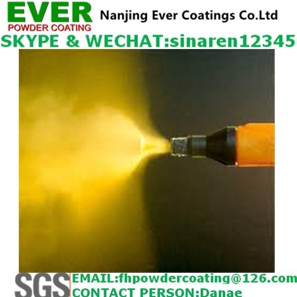Electrostatic Spray Marble Stone Effect Powder Coating
