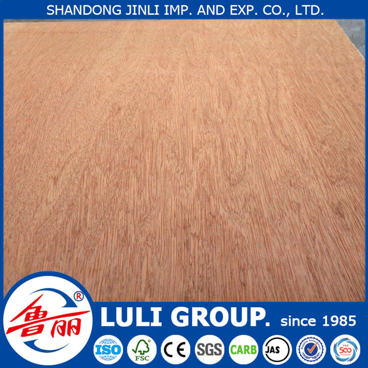 18mm Commrcial Plywood From China Factory with Good Quality for Furniture