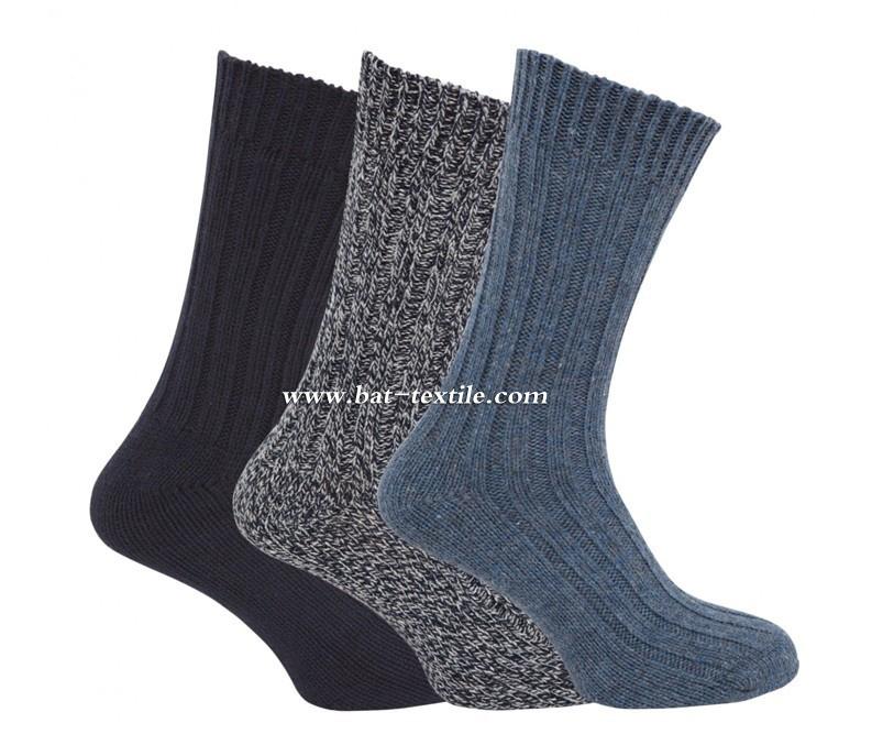 Men′s Boot Socks
