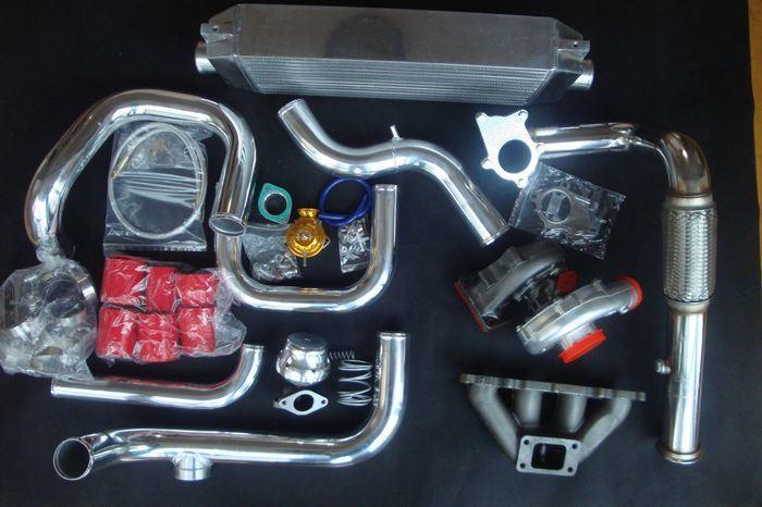 Kits De Turbo Del Motor De Coche Para Las Series De Honda Civic B Serie De D Kits De Turbo