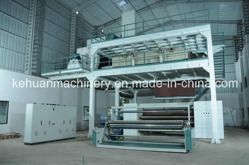 2.4m SMMS Production Line for PP Spun Bond Non Woven Machine