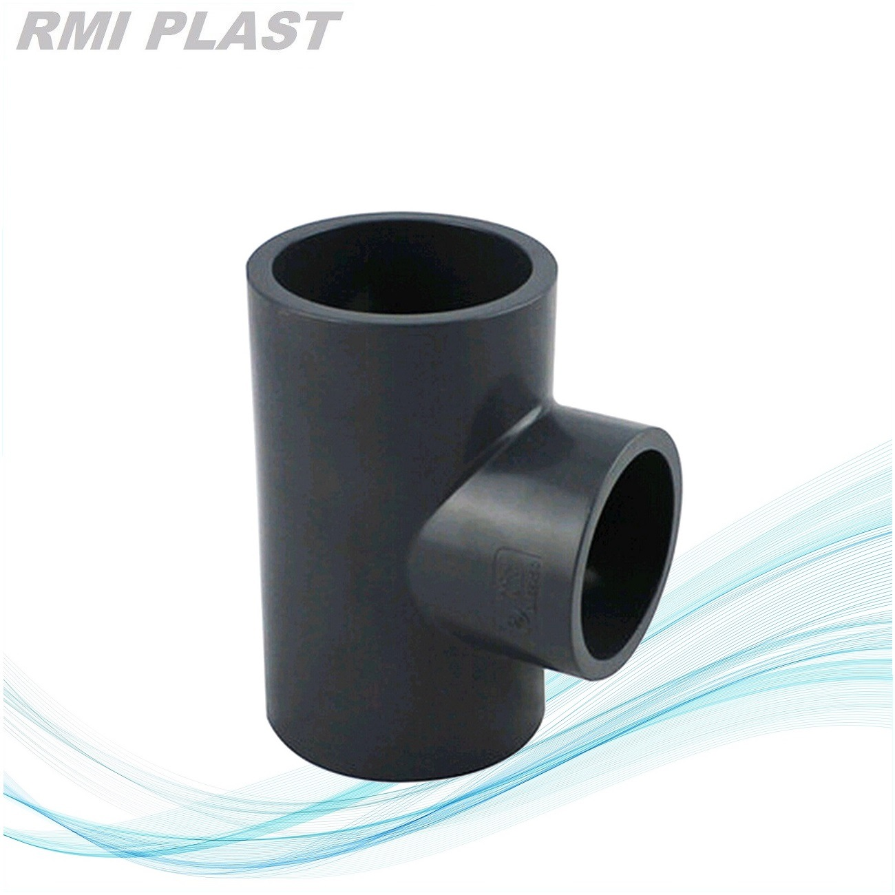 Pn16 PVC Equal Tee UPVC Pipe Fitting