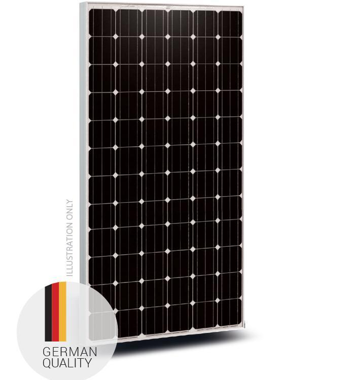 Germany Quality on Grid Solar Power System