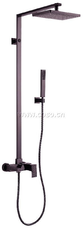 Orb Color Luxurious Rain Shower Set