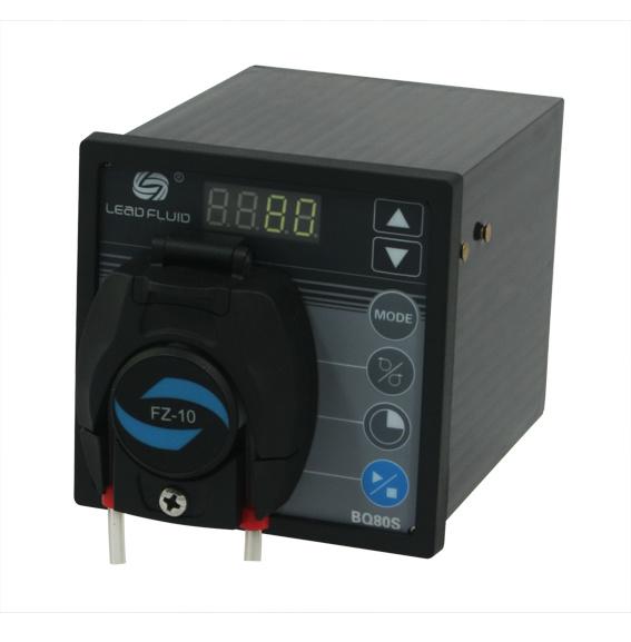 Bq80s Micrometeor Speed Mini Variable Peristaltic Pump/ Pharmer Catalyst Pump Flow Rate 0.005-32ml/Minute