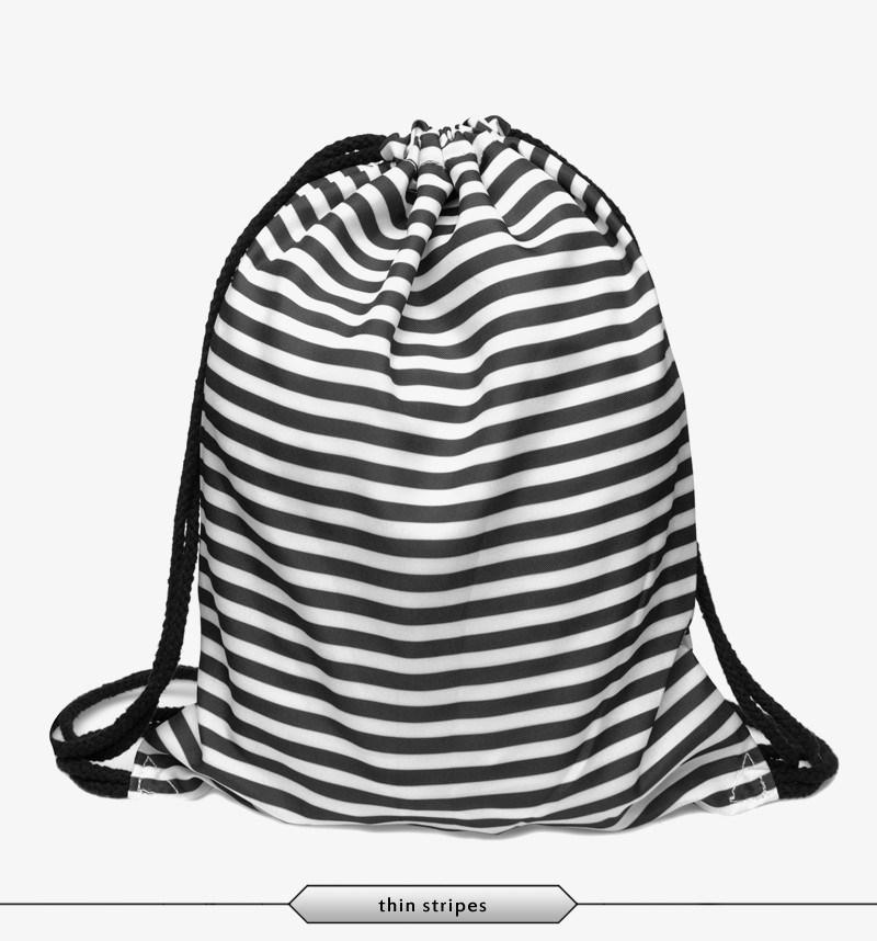 Fashion Drawstring Collecting Bag
