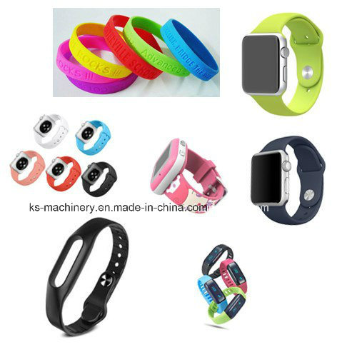 Silicone Watch Band Rubber Machine with Ce&ISO (20H2)