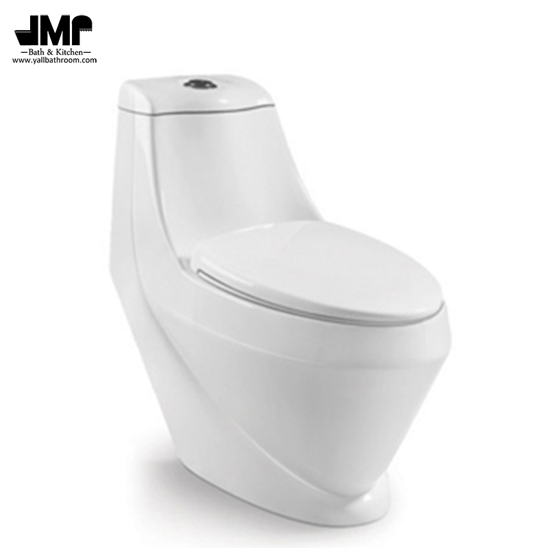 Sanitary Ware Close Stool Bathroom One Piece Ceramic Toilet