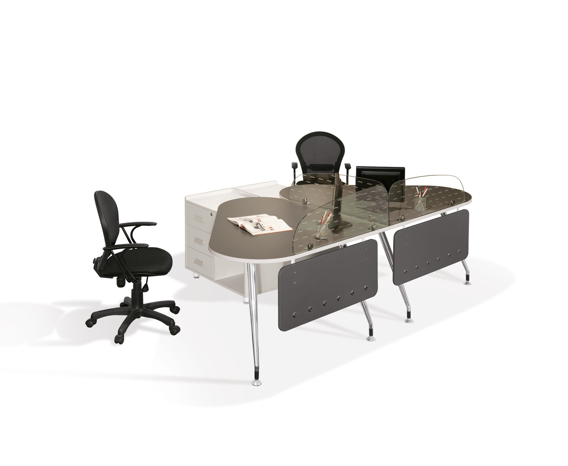 china mini office executive desk modern europe style