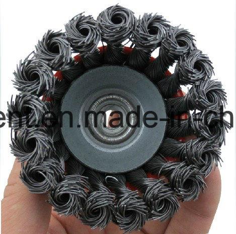 Twist Wire Wheel Brush