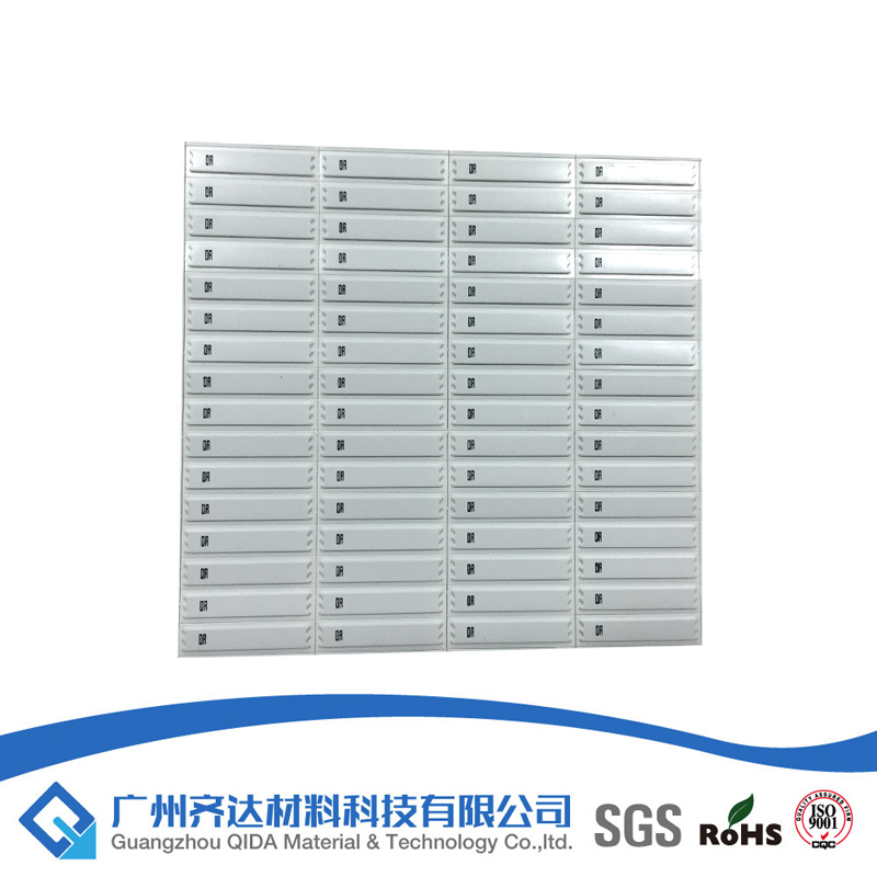 Anti Theft Products 58kHz China Cheap Blank Am Label Stock