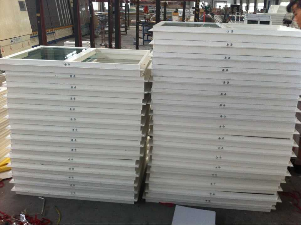 PVC/UPVC Window Door 1207*1512mm/598*902mm Factory