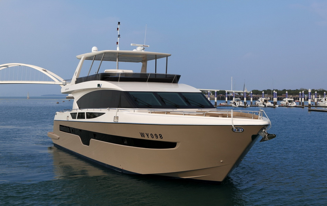 Seastella 85ft Luxury Motor Yacht