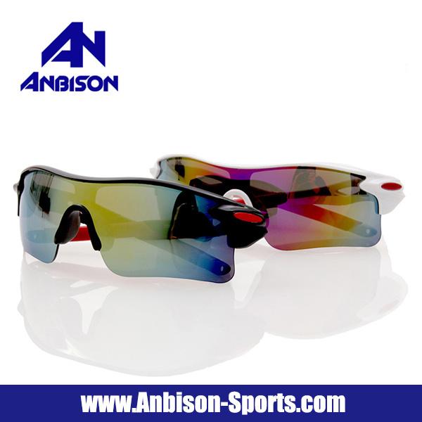 Outdoor Sports Cycling Skating Hiking Colorful Sunglasses