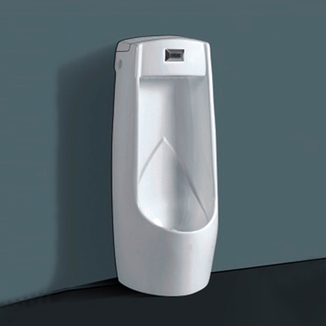 Bathroom Ceramic Automatic Sensor Urinal