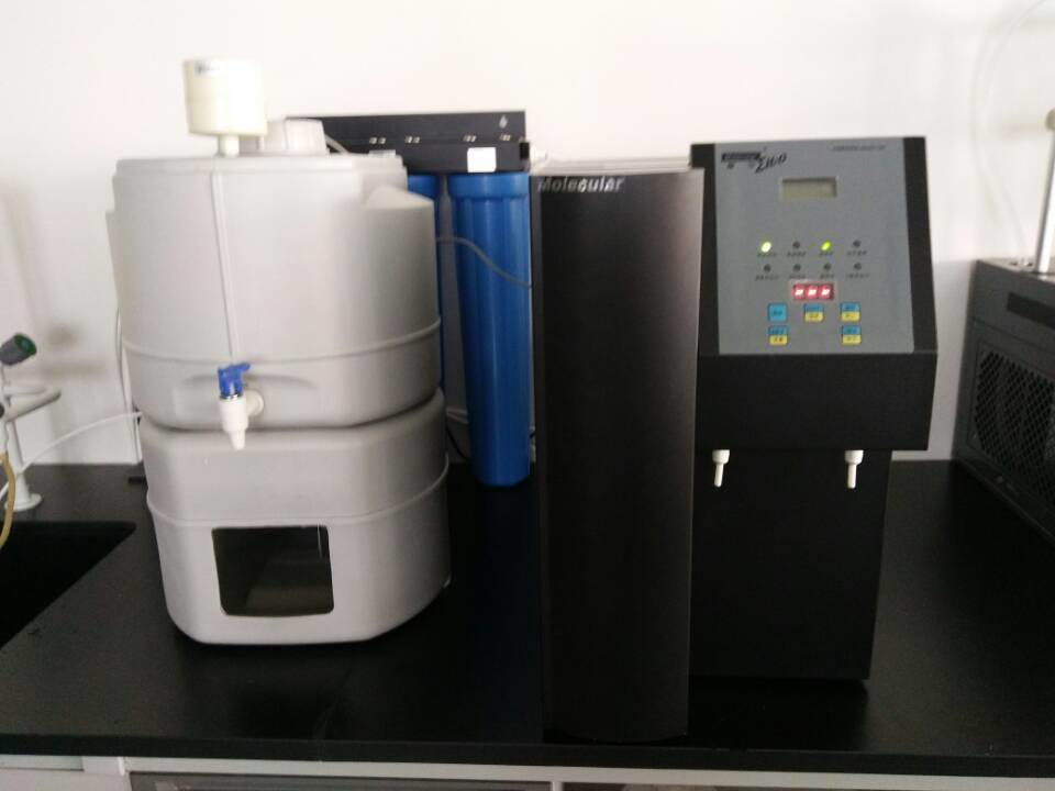 Molgene 610d 10lph RO Di Pure Water Systems for Lab