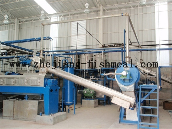 Fishmeal Fish Oil Plant Line