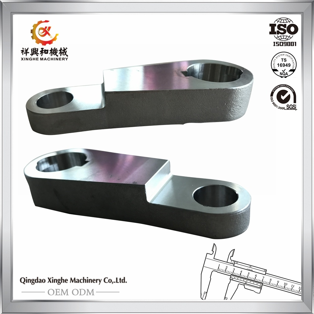 Investment Casting Auto Spare Parts Steel Industrial Parts