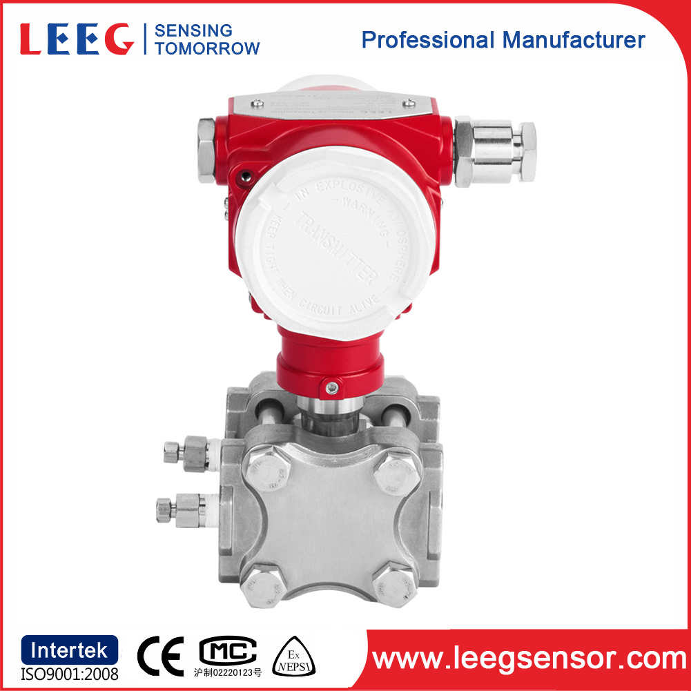 Temperature-Compensated Programmable Smart Pressure Transducer