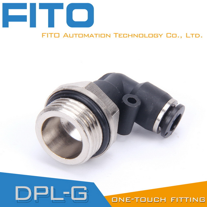 Pneumatic Component Pl Fittings/Pneumatic Fitting/Plastic Air Fittings