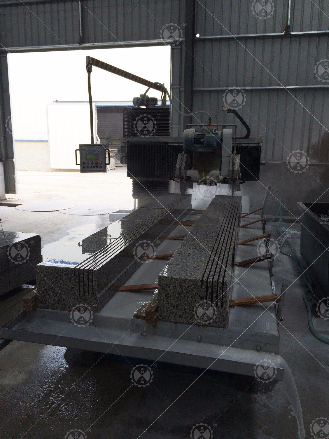 Dnfx-1300 Automatic Multi-Function Marble Granite Profiling Linear Stone Machine