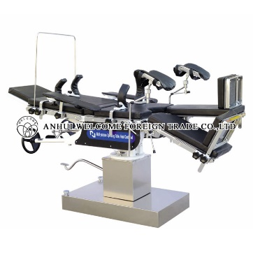 Head Controlled Multi-Purpose Operating Table for Hospital Surgery