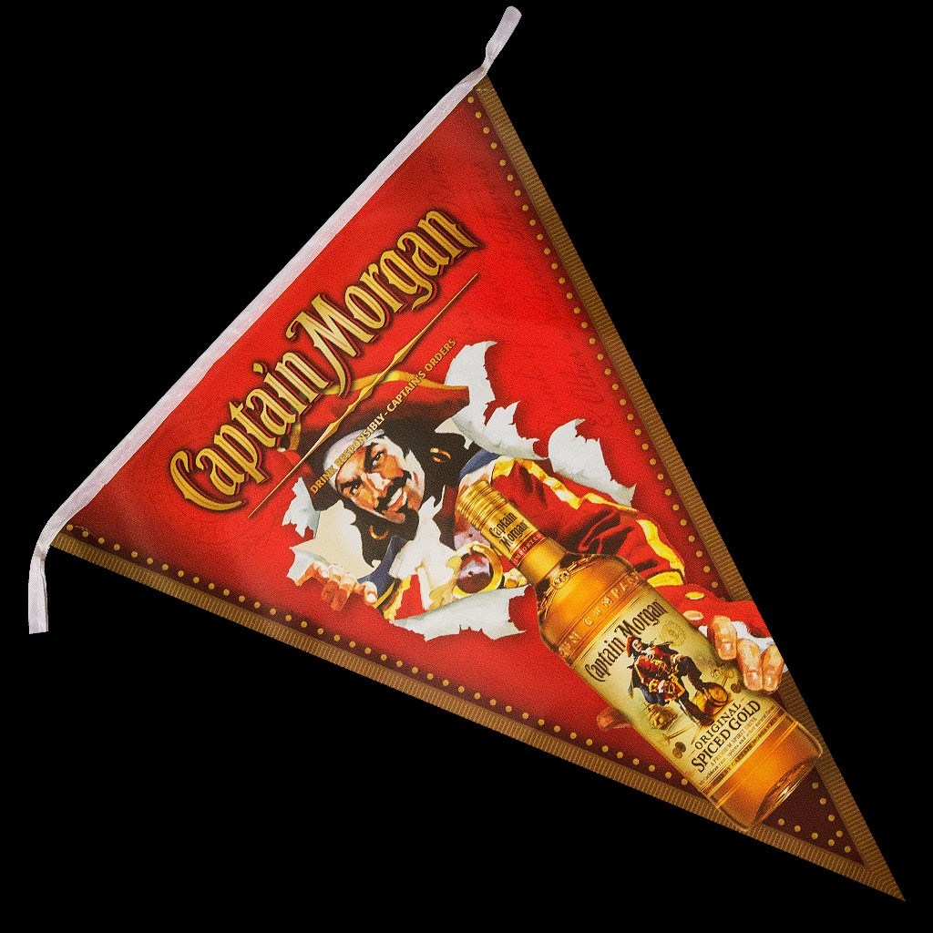 Custom Flags Buntings and Pennants Printing