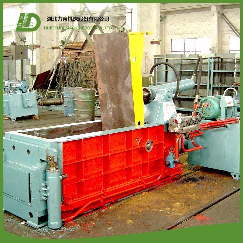 Y81I-135 Hydraulic Baler Machine for Metal Recycling