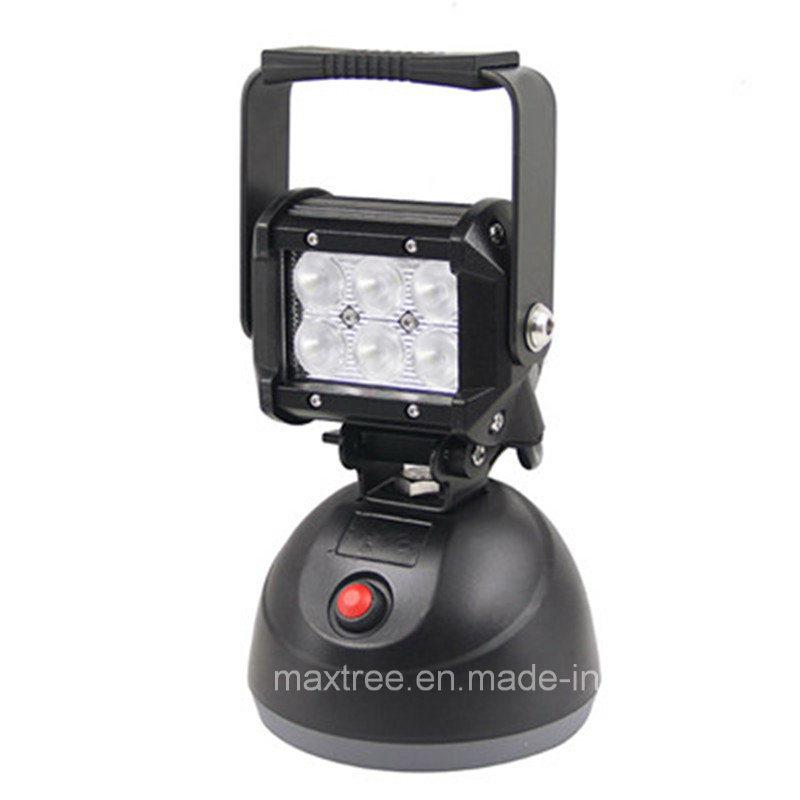 18W CREE LED Worklamp LED Magnetic Work Light