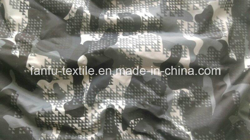 300t 100% Polyester Printing Taffeta Coating 50dx50d