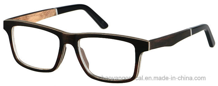 Premium Unique Eco-Friendly Handmade Wood Optical Frames
