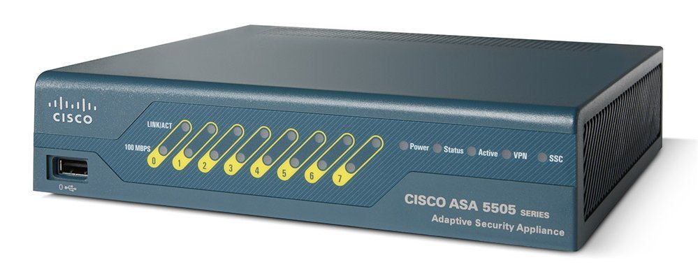New Cisco (ASA5505-UL-BUN-K9) Network Firewall