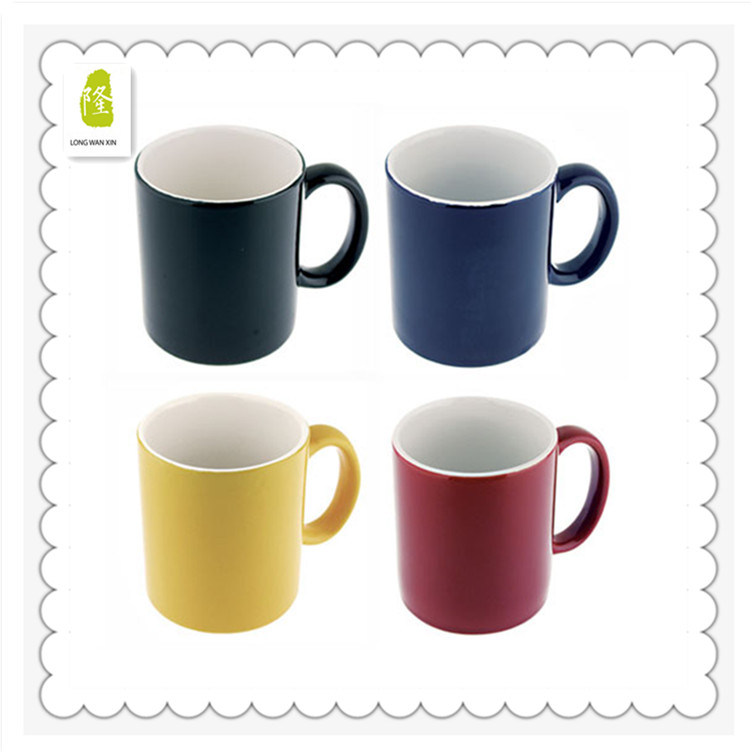 Promotional Gift Full Color 11oz Ceramic Mug